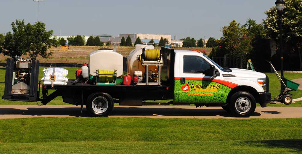 complete weed control lawn fertilization dallas texas