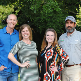 shrub fertilization company denton county