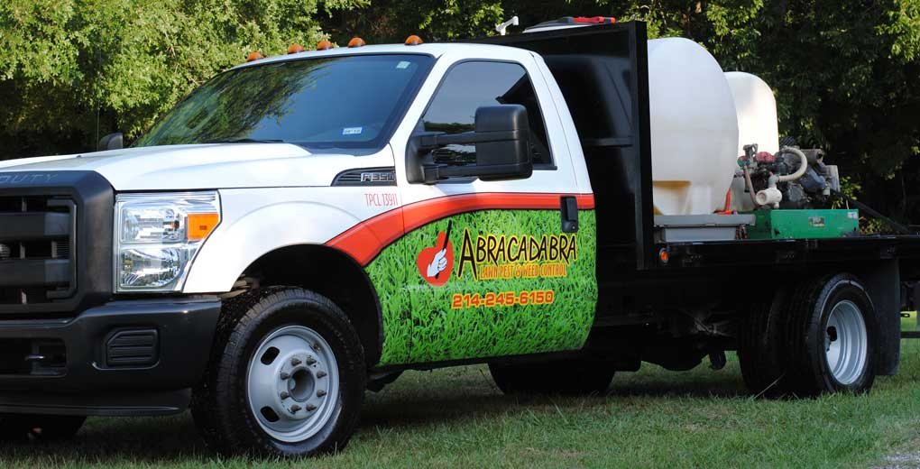 Weed Control - Fertilization Service